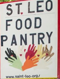 Support St. Leo Church Pantry